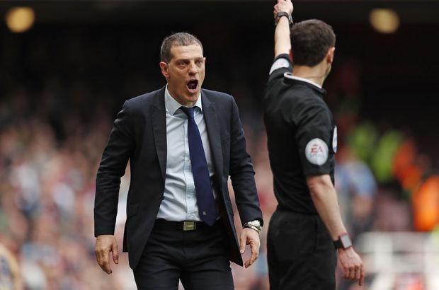 West Ham'ı hakemler yakmış!