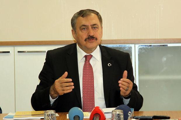 Orman ve Su İşleri Bakanı Veysel Eroğlu: Ben dahil herkesin dokunulmazlığı kaldırılacak kardeşim