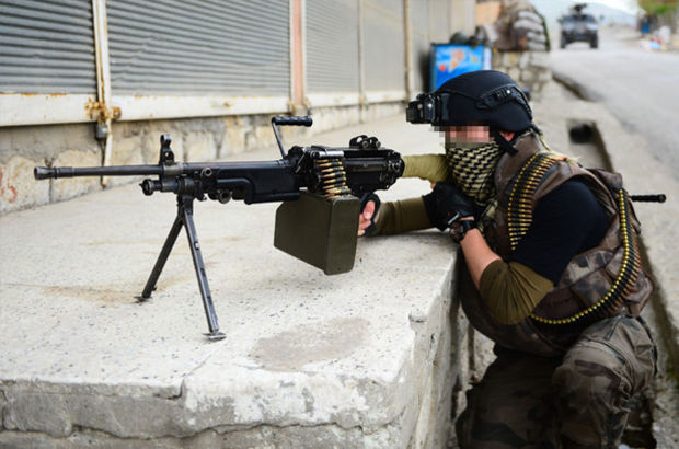 Şırnak'taki operasyonlarda 272 PKK'lı etkisiz hale getirildi