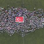 2 Bin çocuk Türkiye oldu
