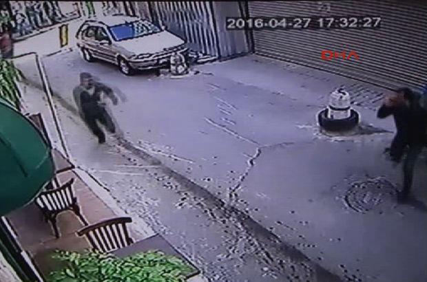 Şişli'de kapkaç şüphelisini kimse durduramadı
