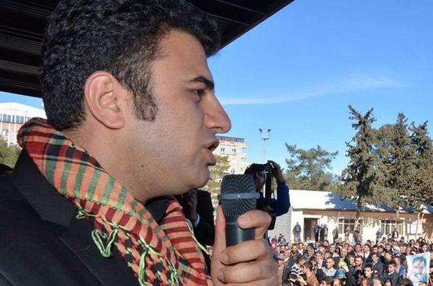 DBP Mardin Eşbaşkanı Öcalan tutuklandı