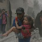 Suriye rejimi Halep'te tıp merkezini vurdu