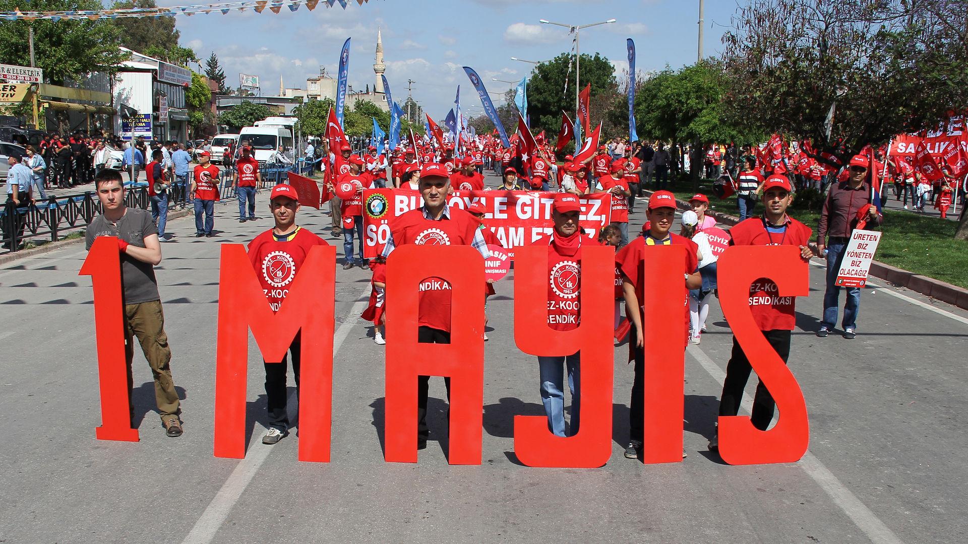 1 Mayıs Işçi Bayramı Tarihçesi 1 Mayıs Nedir Neden Kutlanır
