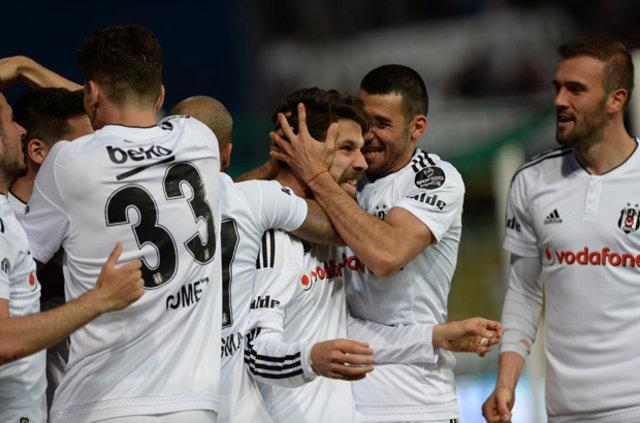 Beşiktaş, maç başına gol ortalamasında Avrupa devlerini geride bıraktı