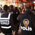 900 polisle huzur operasyonu