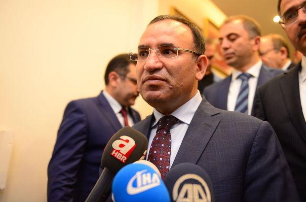 Adalet Bakanı Bekir Bozdağ: Yeni anayasaya millet hazır ama siyaset yeterince hazır görünmüyor
