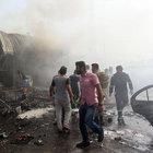 Irak'ın başkenti Bağdat'ta intihar saldırısı