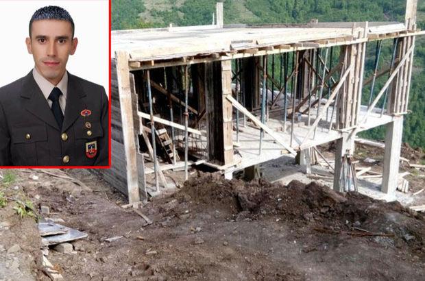 Şehit Nuh Özdemir'in ailesine Ordu Belediyesi'nden ev
