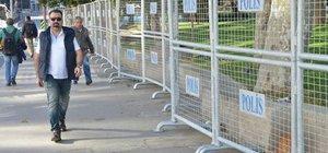1 Mayıs öncesi Taksim'de güvenlik önlemleri artırıldı