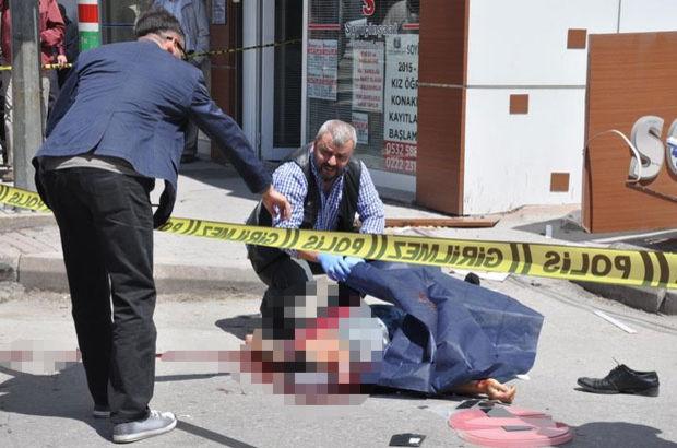 Eskişehir'de 8'inci kattan atlayarak intihar etti