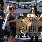 Avustralya'da hükümetin mülteci politikası protesto edildi