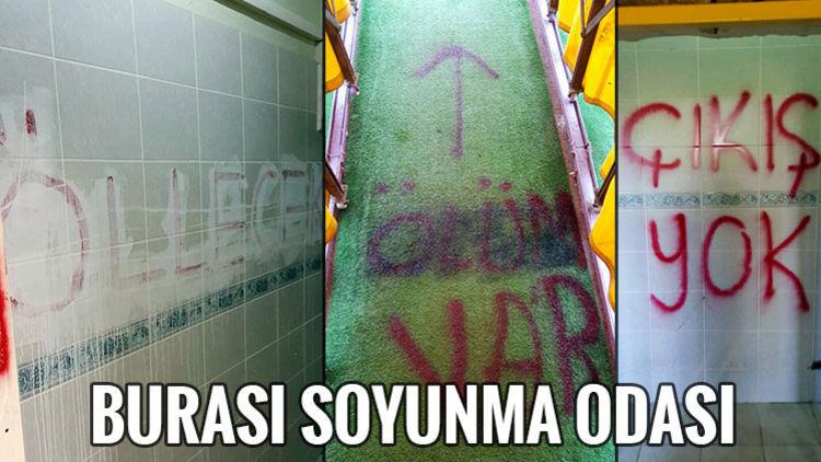 NEREDE KALDI CENTİLMENLİK!