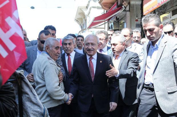 CHP lideri Kılıçdaroğlu: 1 Mayıs geliyor, gidin meydanlarda hakkınızı arayın