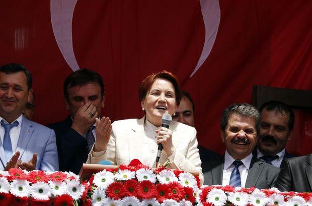 MHP Genel Başkan adayı Meral Akşener: İki hakimi şikayet edeceğiz