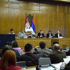 Sırbistan'daki genel seçim için usulsüzlük protestosu yapıldı