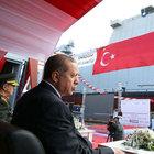 Erdoğan: Nükleer uçak gemisine sahip olamamızı eksiklik olarak görüyorum