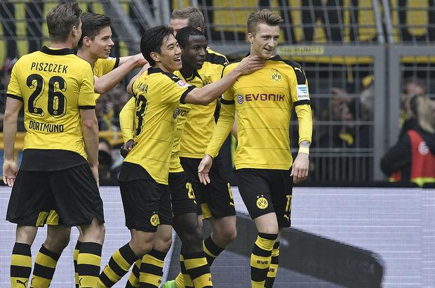 Borussia Dortmund: 5 - Wolfsburg: 1