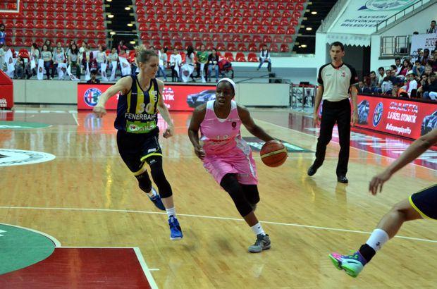 Abdullah Gül Üniversitesi: 62- Fenerbahçe: 72