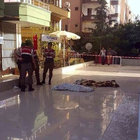 Alanya'da Suriyeli 2 çocuk 5. kattan düşerek öldü