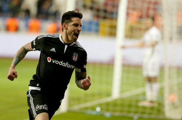 Beşiktaş'ta Jose Sosa'nın müthiş performansı
