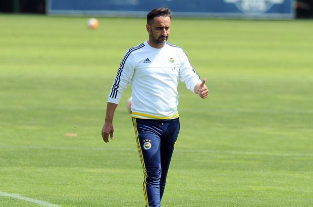 Vitor Pereira gol çalıştırdı