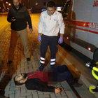 Konya'da çıkan kavgada 1 kişi bıçaklandı
