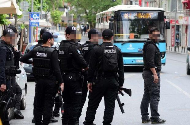 İstanbul'da şüpheli araç ve şüpheli şahıs alarmı verildi