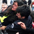 Taksim, Şişli, Beşiktaş ve Bakırköy'de 1 Mayıs müdahalesi ve gözaltı
