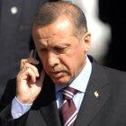 ERDOĞAN'DAN TELEFON TRAFİĞİ!