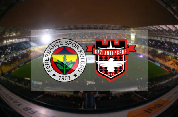 Fenerbahçe Gaziantepspor maçı ne zaman, saat kaçta, hangi kanalda? Muhtemel 11'ler