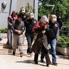 Bursa'daki canlı bomba soruşturmasında 17 şüpheli adliyeye sevk edildi