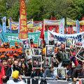 Ankara, İzmir ve diğer şehirlerde 1 Mayıs coşkusu