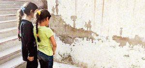 Filistinlilerin hikâyelerini kalkan boyalarda anlatıyor