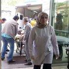 Kayseri'de öğrencileri taşıyan midibüs devrildi