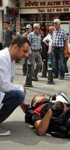 Antalya'da Yunus ekibi ölümden döndü
