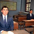 Milli Mücadele Müzesi'nde Cumhurbaşkanı Özal ile Gül aynı sınıfta