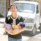 Şam'a sessizlik, Halep'e ölüm
