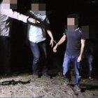 Mersin'de PKK bombacısı mühimmatıyla yakalandı