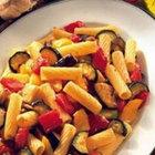 Sebzeli Makarna nasıl yapılır?