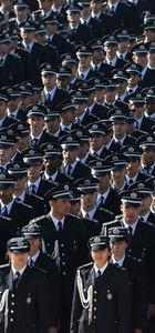 Polislerin kimlikleri değişti
