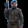 Jandarma Er Adem Gül, kaza kurşunuyla şehit oldu