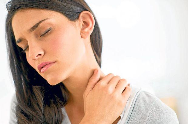 Boyun ağrılarından kurtulmanın yolları!