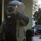 Türkiye'nin tek kadın bomba imha uzmanı