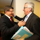 Davutoğlu, AB Komisyonu Başkanı ile görüştü