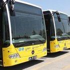 İETT otobüslerinde güvenlik için 'güneş enerjili' yönetim merkezi