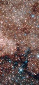 Hubble Teleskobu ile Samanyolu'nun merkezine yolculuk
