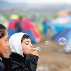 AB'den 90 bin kimsesiz çocuk sığınma istedi