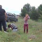 Uşak'ta trafik kazasında 1 çocuk öldü