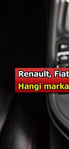İşte Türkiye'nin en çok satan otomobilleri...